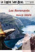 Affiche Les Revenants - La Comédie Saint-Michel