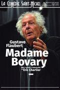 Affiche Madame Bovary - La Comédie Saint-Michel