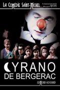 Affiche Cyrano de Bergerac - La Comédie Saint-Michel