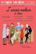 Affiche Madame Sganarelle et Autres Friandises - La Comédie Saint-Michel